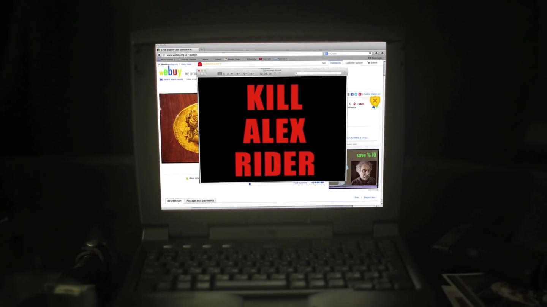 Alex Rider – Russian Roulette