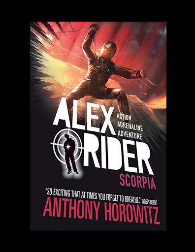 Alex Rider Action Adrenaline Adventure