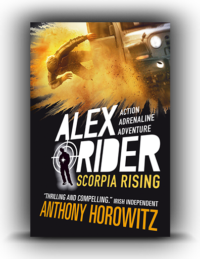 Alex Rider Scorpia Rising Ebook