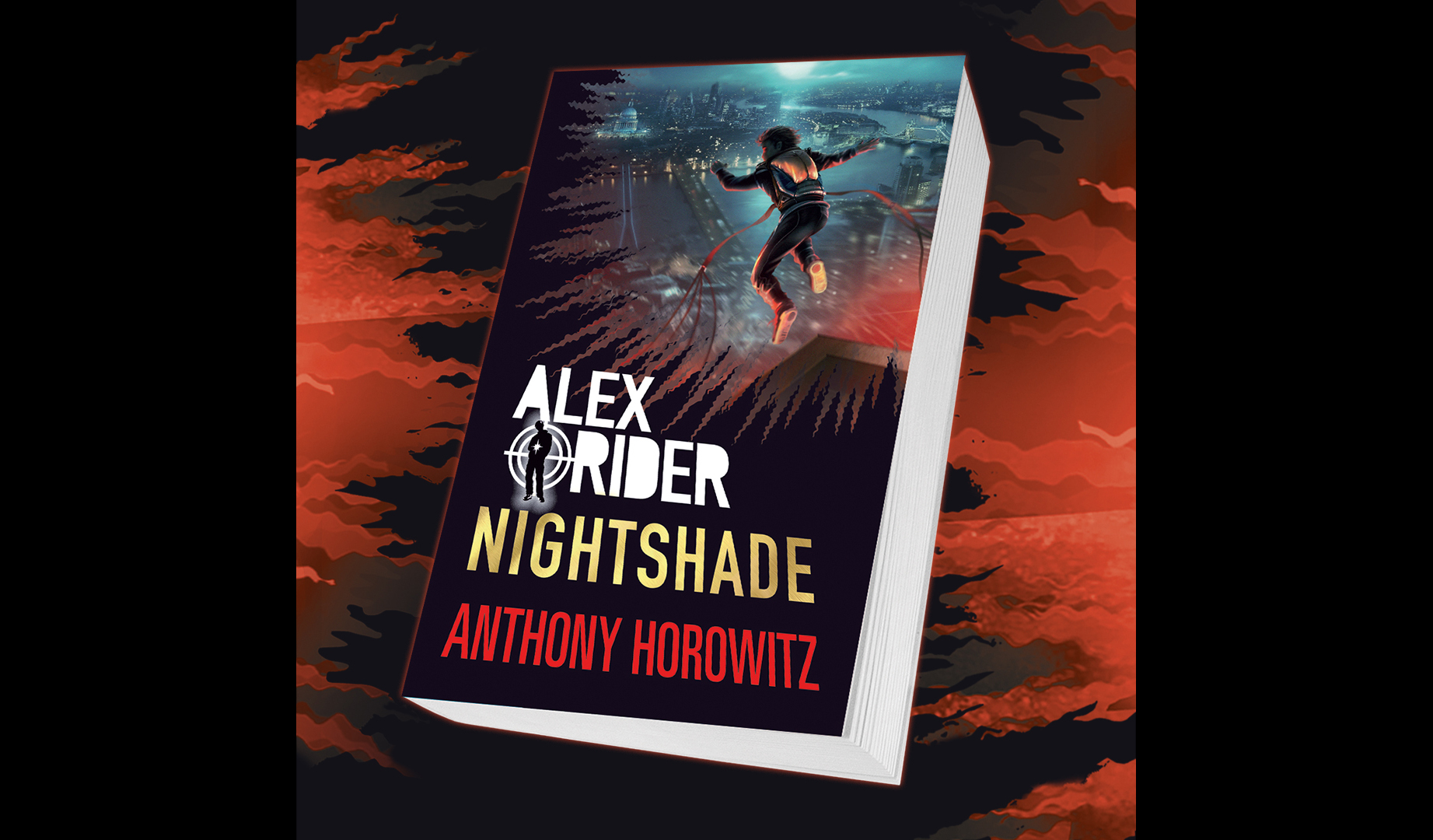 Nightshade Cover Reveal